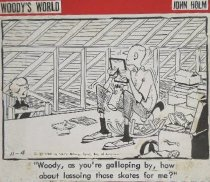 Image of Woody's World - Holm, John